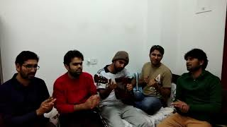 Pehli Nazar Mein - Atif Aslam's Song by Pakistani Students at China