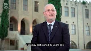 Technion Names Prof. Uri Sivan as 17th President