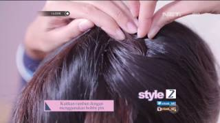 Gambar cover Hair Do : 3 Easy Hairstyle Ponytail - iLook