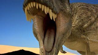 T-Rex eats people & mawshots (TJG)