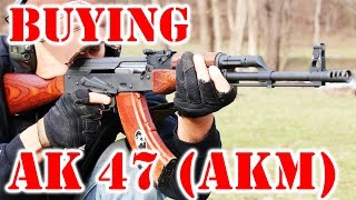 Buying AK47 AKM Or AK 74 Rifles  Basic Tips
