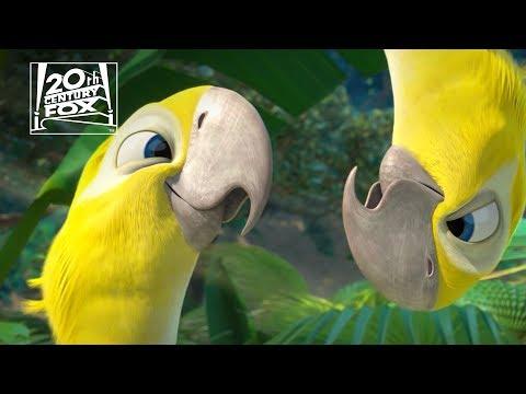 Rio | First 2 minutes | Fox Family Entertainment letöltés