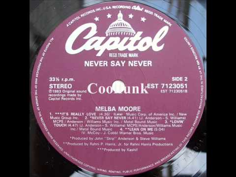 Melba Moore - It's Really Love (Disco-Funk 1983)