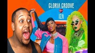 REACTION | Gloria Groove   YoYo (feat. IZA)