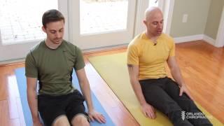 Home Stretches For Sciatica, Glutes, And Piriformis, With Hip Opener