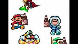 ORIGINAL Drunk Mario