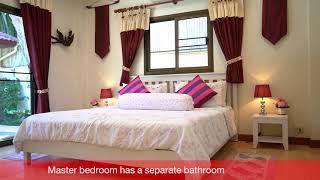 Bon Island Villa at Coconut Paradise Villas | Private Two Bedroom Pool Villa  for Sale in Nai Harn