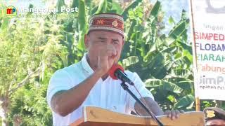 Gubernur NTT: Lanjutkan Proses Pabrik Semen