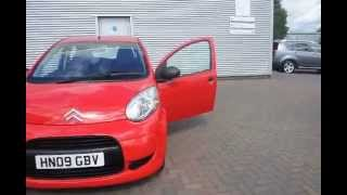 preview picture of video 'used 2009 Citroen C1 in Aldershot, Hampshire - only £5,790'