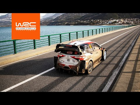 WRC/ Rally Montecarlo - resumen especiales 5-8