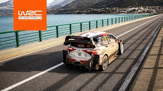 Rallye Monte-Carlo 2020: Highlights Stages 5-8