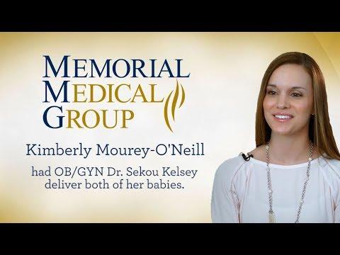 Dr. Sekou Kelsey, MMG OB/GYN, Shiloh, IL - Patient Story - Kimberly Mourey O'Neill