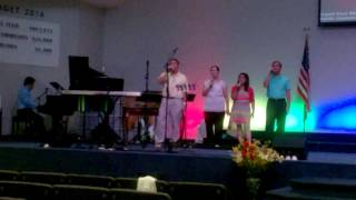 count your blessing (tagalog service