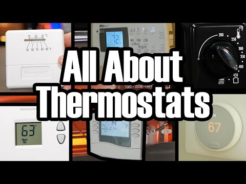 Thermostats: Cooler than you think!