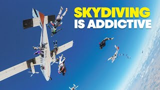 Why Is Skydiving So Popular? | Red Bull Skydiving w/Amy Chmelecki