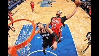 Top 10 Dunks Of Anthony Davis' Career   BR Countdown
