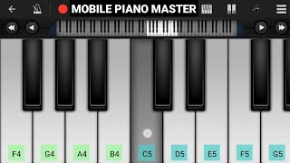 Chalte Chalte Yunhi Piano Mohabbatein Piano Keyboard Piano Lessons Piano Music Learn Piano Online