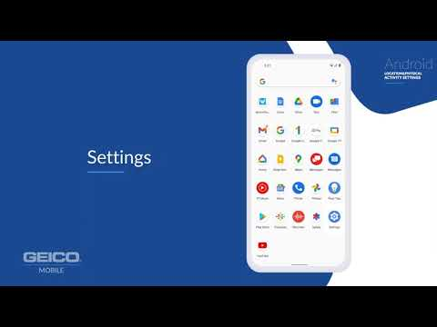 Phone Settings - Android