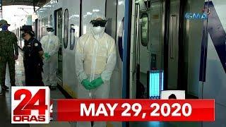 24 Oras Express: May 29, 2020 [HD]