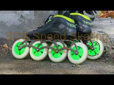 Inline Speed Skating Double push SSS  Prasath Erode