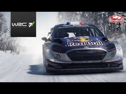 WRC 7 - The Official Game - M-Sport Trailer thumbnail