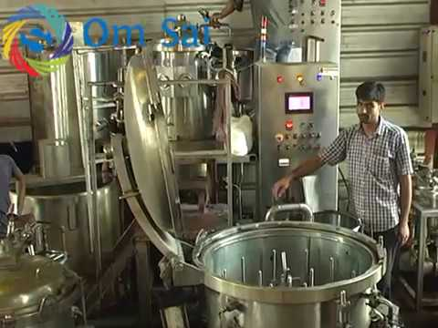 Vertical Yarn Dyeing Machines