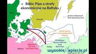 Polska oddała Danii morskie terytorium na Bałtyku Konfederacja ma z tym coś wspólnego