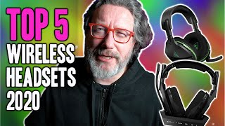 Top 5 Wireless Gaming Headsets for 2020   Painfully Honest Tech