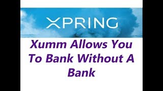 XRP King of Coins: Will Banks Go Extinct? Xumm Is A Bank - Tron Ponzi Scheme?