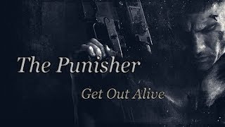 Marvel's The Punisher  - Get Out Alive (Three Days Grace) [Sub.Español]
