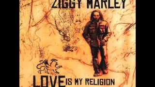 """Ziggy Marley - """"Love Is My Religion (Acoustic)"""" 