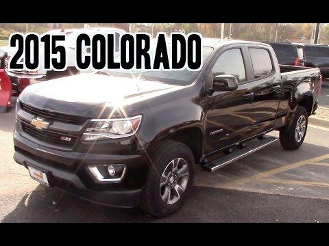 View Chevrolet Colorado And Accessories 2015 Zigwheels