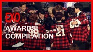 EXO AWARDS COMPILATION
