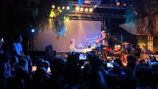 Morgan - L'era del cinghiale bianco - cover Franco Battiato - live CT (@Qubba) 29/08/15