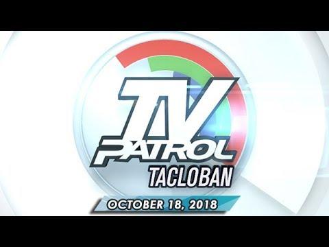 [ABS-CBN]  TV Patrol Eastern Visayas – October 18, 2018