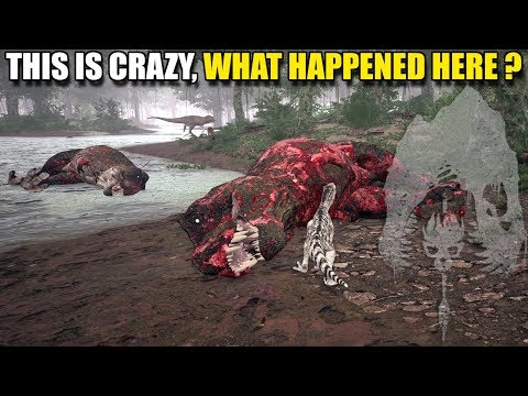 WHAT HAPPENED HERE... THIS IS CRAZY | THE ISLE [GAMEPLAY]