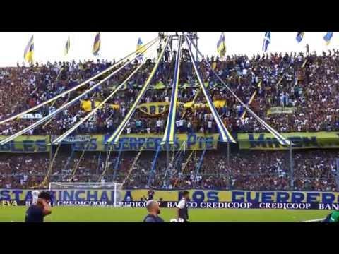 """""""Canalla te prometo que siempre voy a estar a tu lado"""" Barra: Los Guerreros • Club: Rosario Central"""
