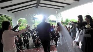 My Sister's Wedding Reception