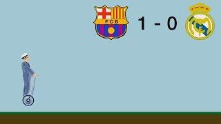BARCELONA Vs REAL MADRID 2018