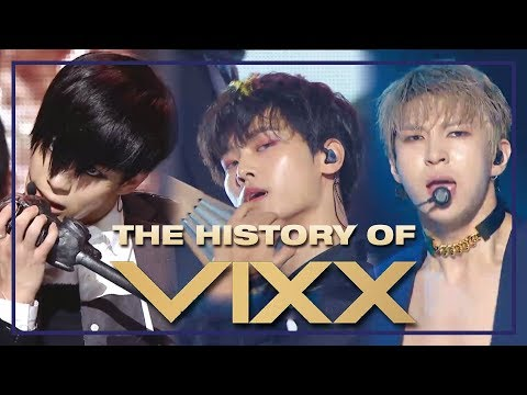VIXX Special ★Since Debut to Scentist★ (1h 41m Stage Compilation)