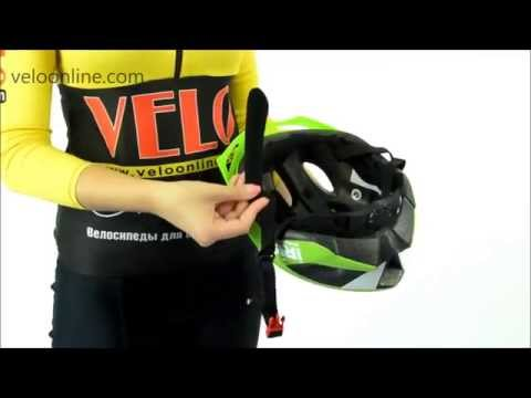 Видео о Велосипедный шлем MET TERRA matt yellow fluo/black 3HELM 91 UN GN