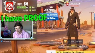 I have PROOF, Queeane, the missing fortnite girl isnt  Real.. (Fortnite Conspiracy)