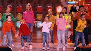 Детский хор - Зеленый свет - Новая Волна 2015
