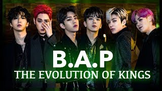 THE EVOLUTION OF B.A.P (비에이피) | 2012 - 2019