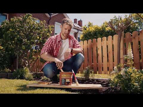 Wie schützt und pflegt man Holzzäune vor der Witterung? I Bondex Holzlasur für Aussen