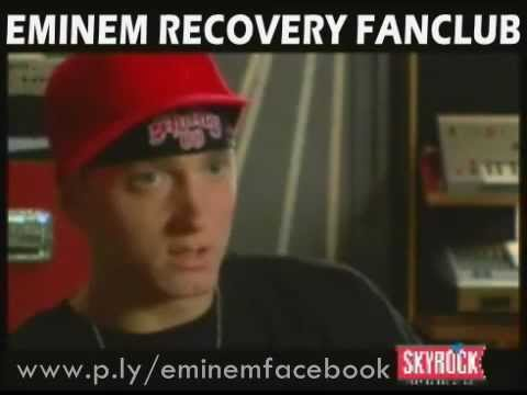 "Eminem Talks About Encore, ""Like Toy Soldiers"" & ""Mosh"" - 2004 Skyrock Interview [ Rare ]"