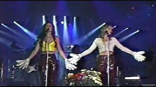 Ace of Base - Never Gonna Say I'm Sorry (Live @ Festival de Viña, Chile, 1996)