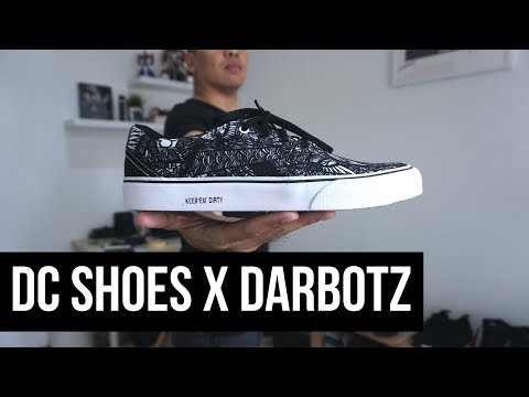 THE SNKRS - DC SHOES X DARBOTZ REVIEW (Bhs Indonesia)
