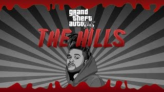 The Hills Remix - The Weeknd and Eminem (GTA 5 Parody)