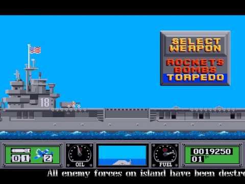 Wings of Fury Amiga Longplay [684]
